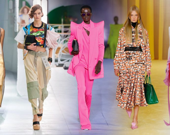 fashion trends in 2021