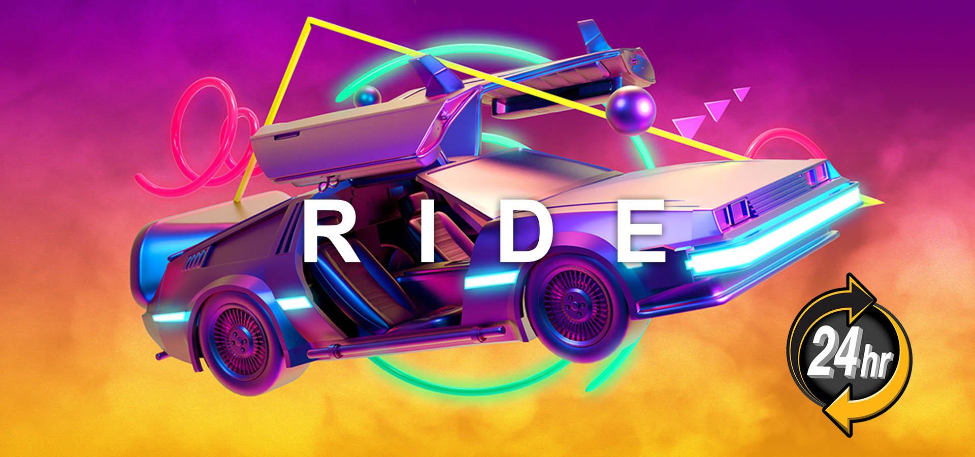 Ride 24Hr